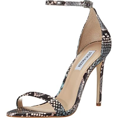 Steve Madden Women\'s Sane Dress Open | Heeled Sandals
