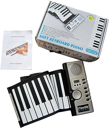 Fzone - Piano enrollable (61 teclas)
