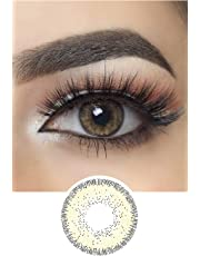 Nature Natürlich Aussehend Kontaktlinsen (Mel Green)