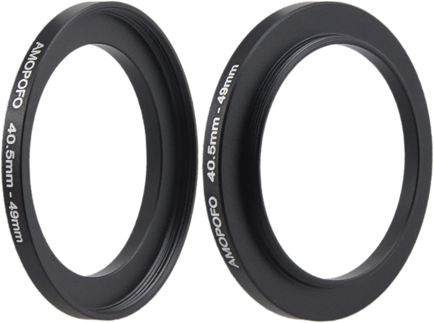 40.5mm to 82mm //40.5mm to 82mm Step Up Ring Filter Adapter for Canon//for Nikon and for Sony UV,ND,CPL,Metal Step Up Ring Adapter