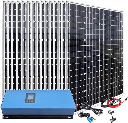 Giosolar 2000w Solar Kit