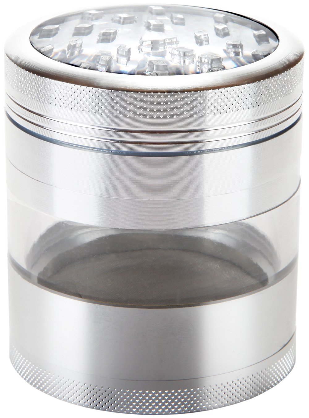 Zip Grinders - Pagoda Tower Spice and Herb Grinder - (2.5