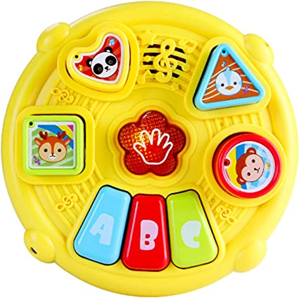 Toddler Piano Music Toys Girls Learning Educational Playset Center Activity Play