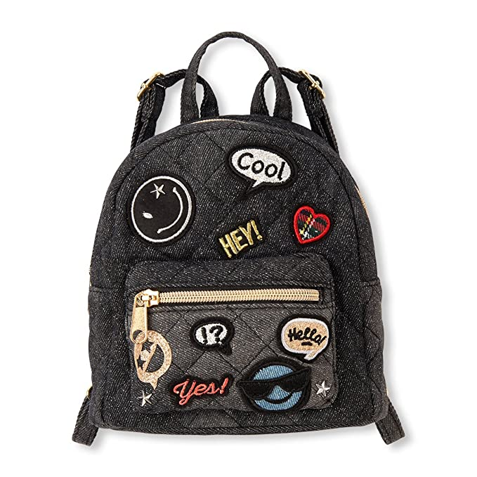e1df58ccfc Amazon.com  The Children s Place Big Girls  Mini Backpack
