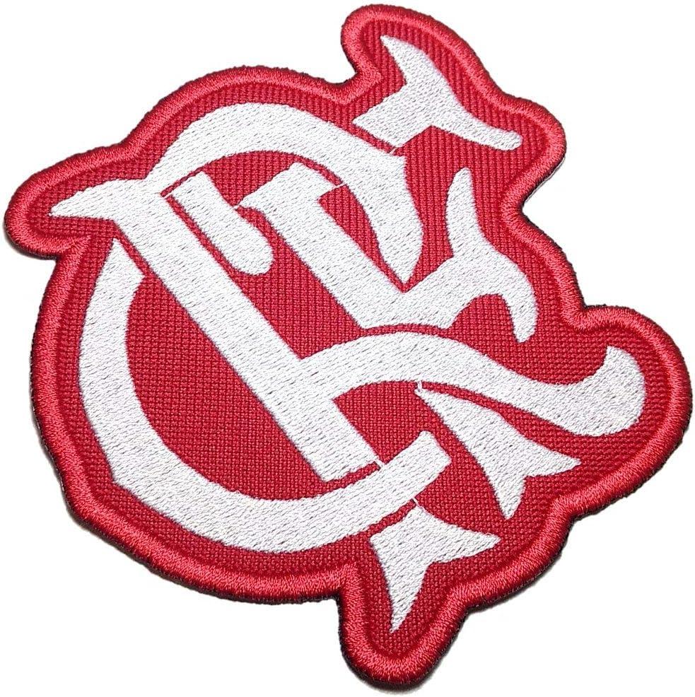 TRJ061T Flamengo RJ - Parche bordado con emblema del ...