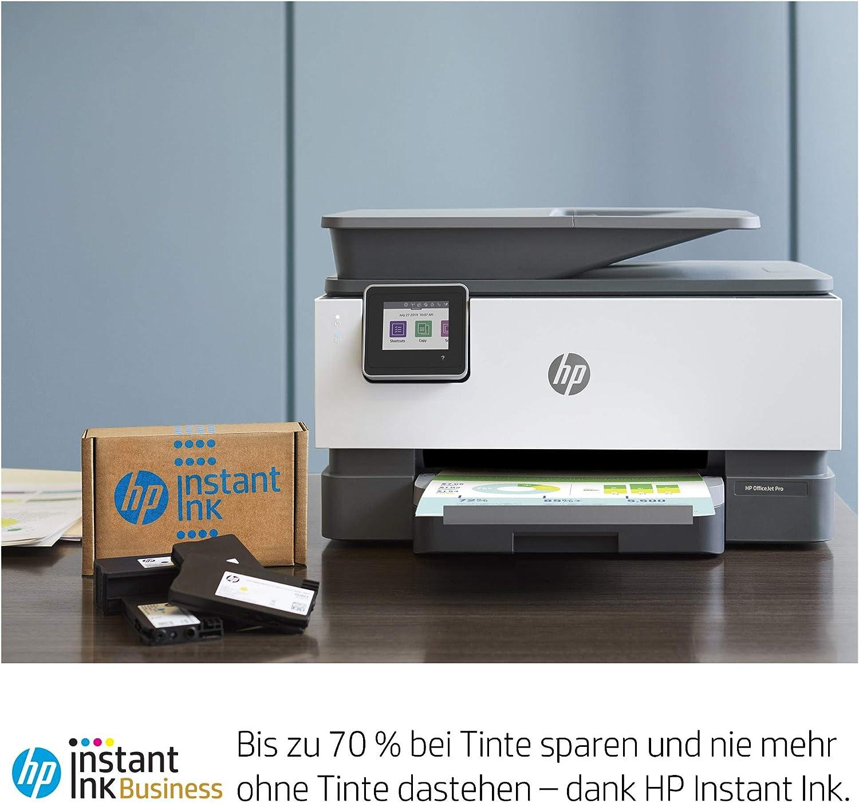 Hp Officejet Pro 9012 Multifunction Printer Basalt Computers Accessories