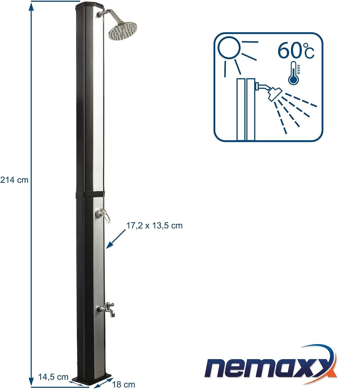 Nemaxx SD35FX Solardusche