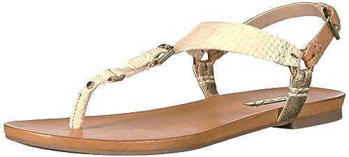 b46362184fb2d Aldo Women's Joni Flat Sandal Black: Amazon.co.uk: Shoes & Bags