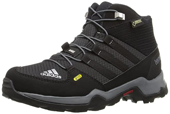 best sneakers f5a61 3272e Amazon.com   adidas Outdoor Terrex Mid Gore-Tex Hiking Boot (Little Kid Big  Kid)   Hiking Boots