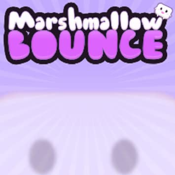 Amazon com: Marshmallow Bounce Free Game for Kids Teens Adults