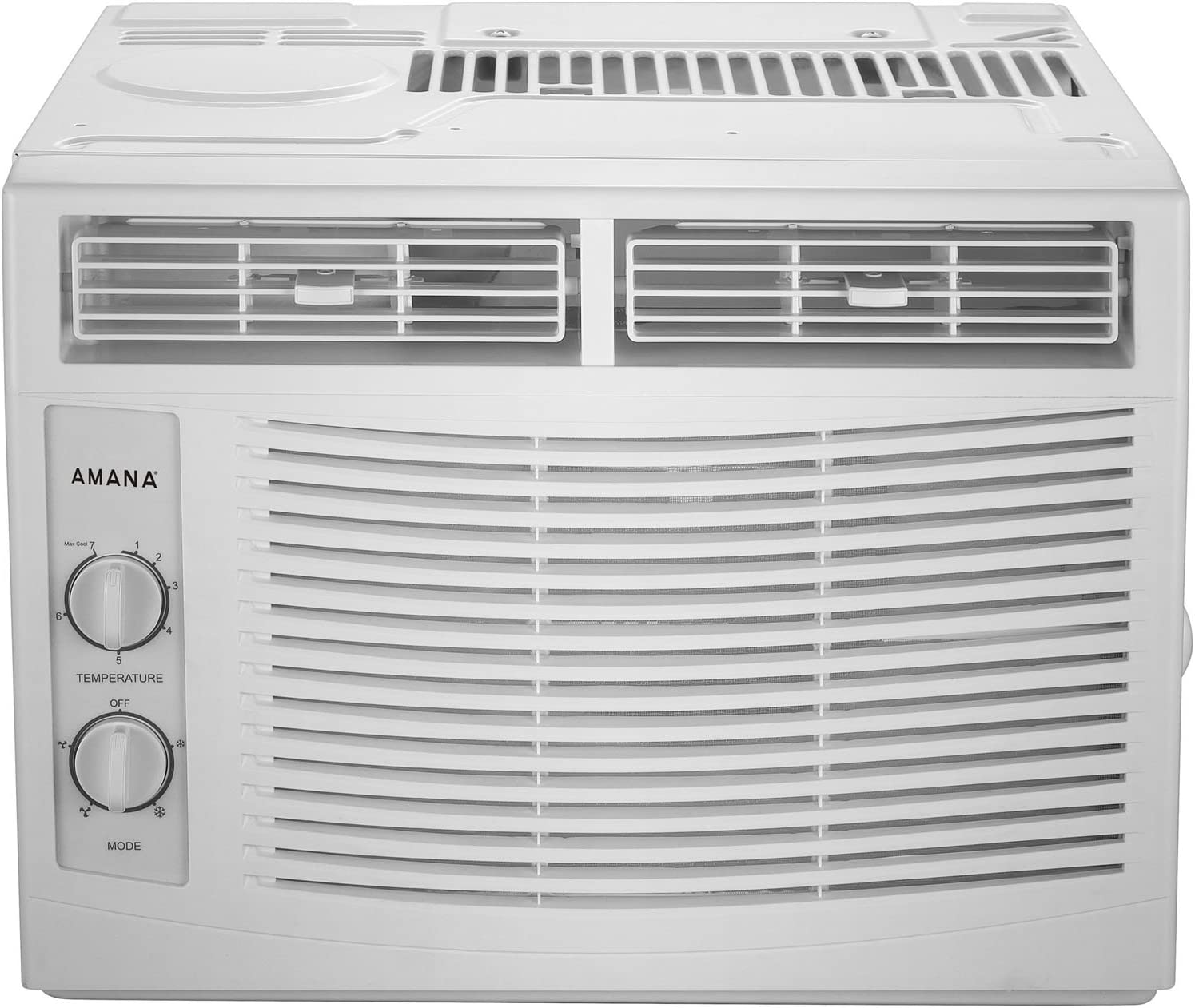 AMANA 5,000 BTU 115V Window-Mounted Air Conditioner