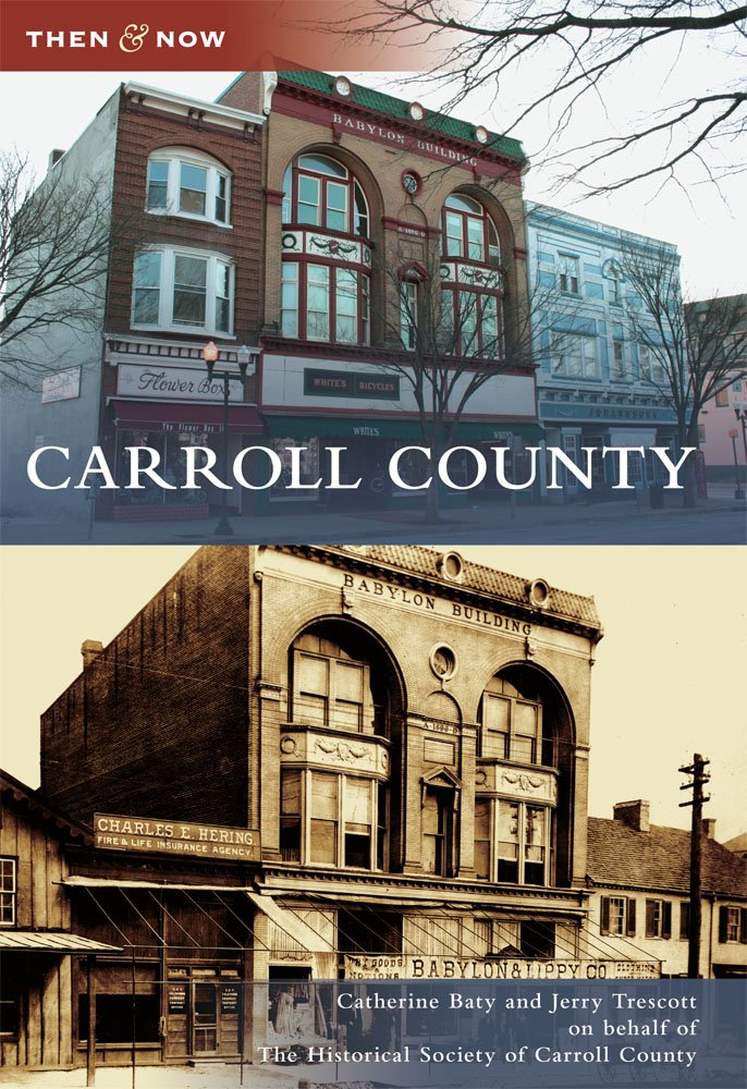 Download Carroll County (Then and Now) pdf