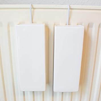 Carat 2er Set Luftbefeuchter für Heizung Keramik/Ton ...