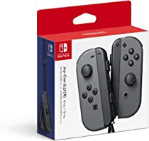 Nintendo Joy-Con (L/R)-Gray - Left and Right Edition