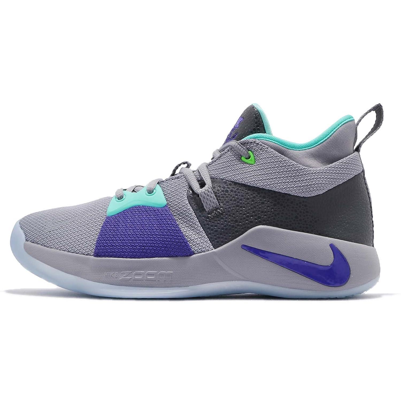 (ナイキ) PG 2 EP II メンズ バスケットボール シューズ Nike PG2 EP Safari Neo Turquoise AO2984-002 [並行輸入品] B07C87XW35 27.0 cm PURE PLATINUM/NEO TURQ