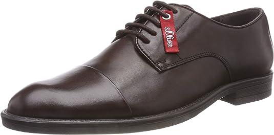 TALLA 43 EU. ser 5-5-13204-21 302, Zapatos de Cordones Oxford para Hombre