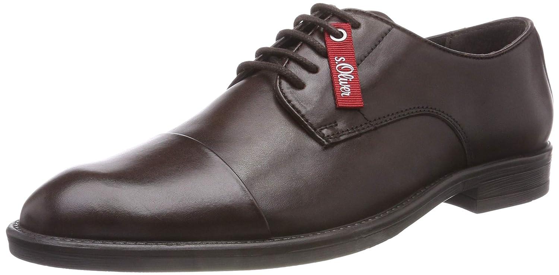 TALLA 42 EU. ser 5-5-13204-21 302, Zapatos de Cordones Oxford para Hombre