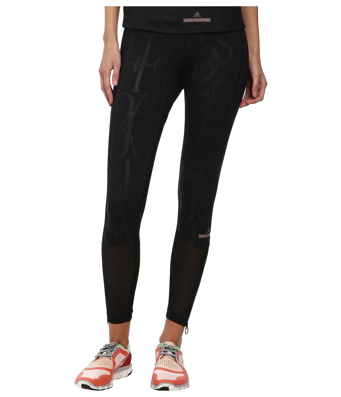 [アディダス] adidas by Stella McCartney レディース Run Long Tights AB0307 ボトムス [並行輸入品] Large ブラック B01DOBXLEI