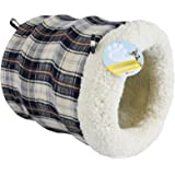 Me & My Pets Play Tunnel/Snug - Perfect for Cats/Rabbits/Guinea Pigs etc