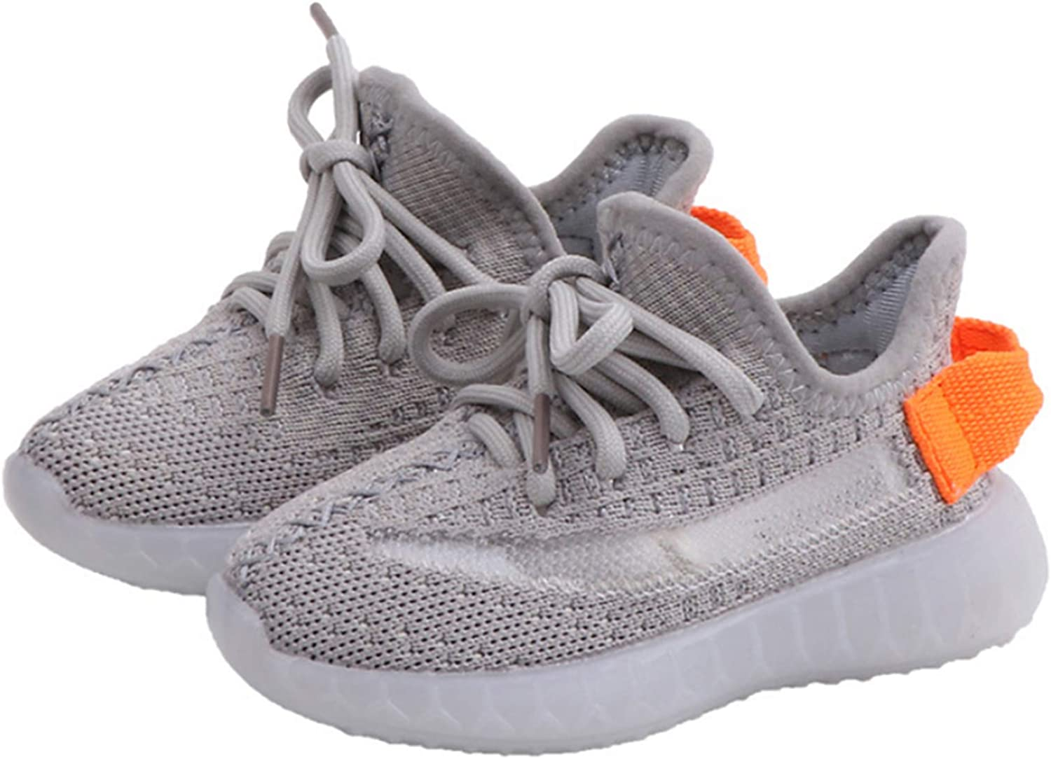Kids Boys Girls Classic Soft Athletic Sneakers Child Casual Running Sports Shoes
