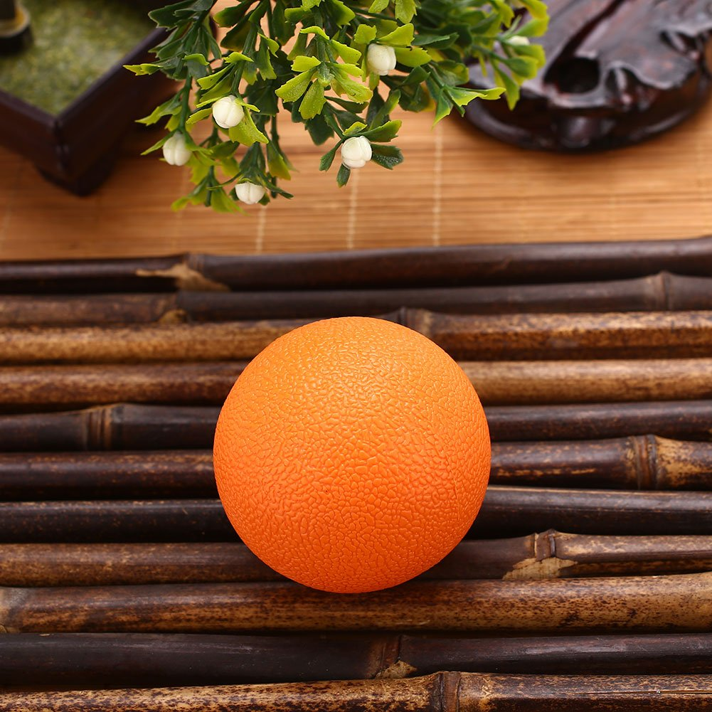JWBOSS Yoga Fitness Exercise Yoga Foot Massage Ball Massage Foot Relaxing Relieve Fatigue Gym Training Pain Relief Lacro