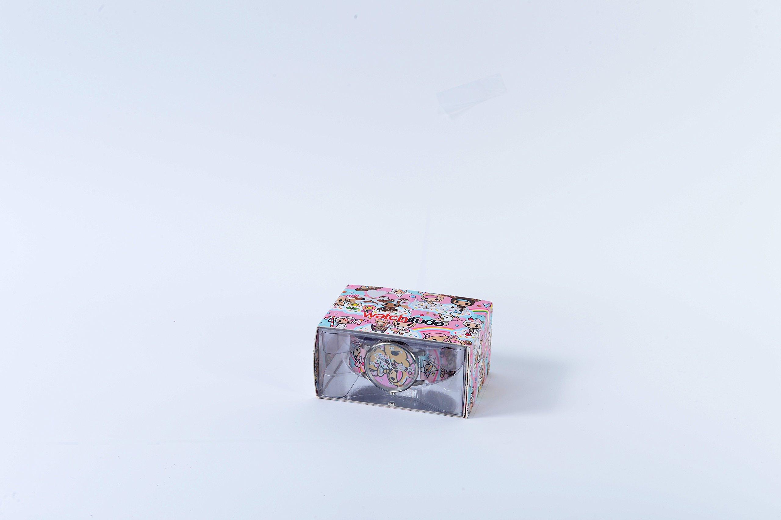 Tokidoki - W Snap Watch (Donutella) by watchitude (Image #5)
