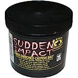 Team Catfish SI12 Sudden Impact Bait Jar, 12-Ounce