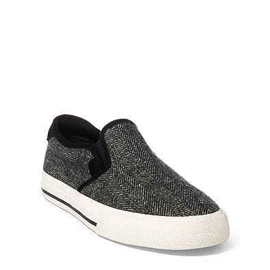 e66d83e08a Amazon.com | Polo Ralph Lauren Men's Vaughn Slip On II Sneaker ...