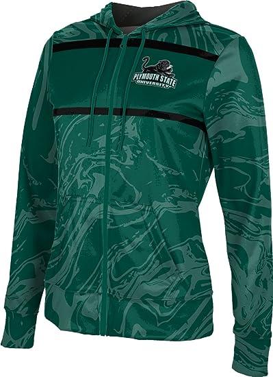 Apparel ProSphere Men/'s Plymouth State University Ombre Hoodie Sweatshirt