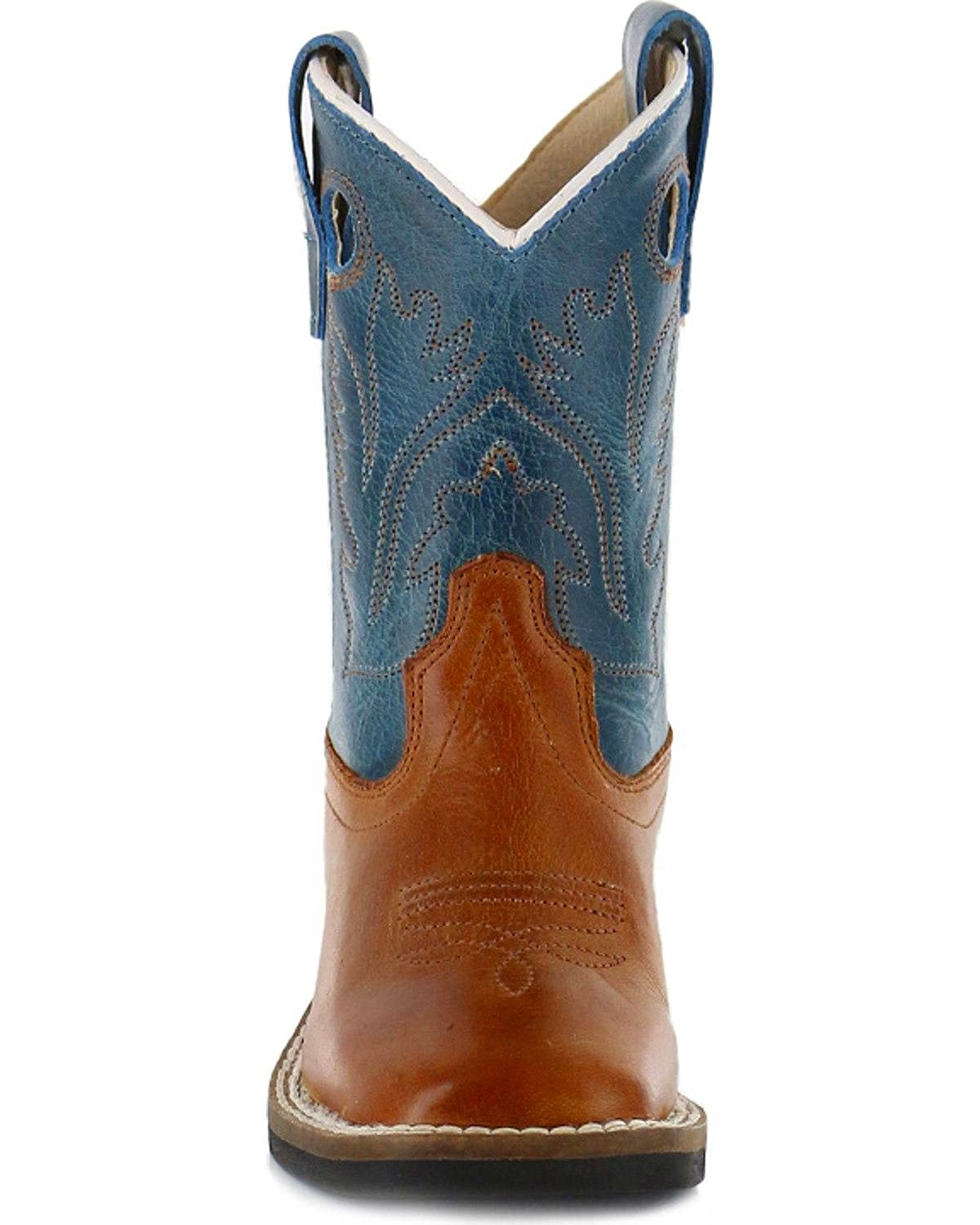 Bbsi1872 Cody James Toddler-Boys Western Boot Square Toe