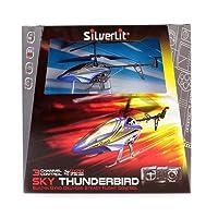SilverLit Sky Dragon Evolution   2,4 GHz Bleu