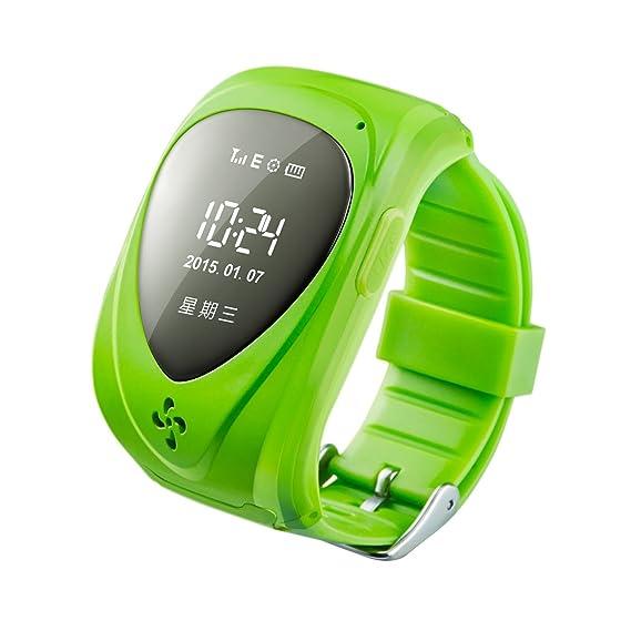 95a3b3fa0 Amazon.com  SMFR kids smartwatch waterproof bluetooth wrist Watch ...