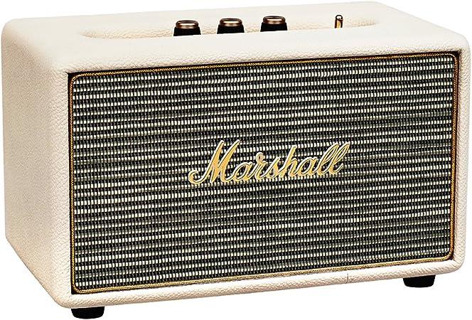 Marshall Acton Bt Bluetooth Altoparlante Bianco Uk Amazon It Elettronica