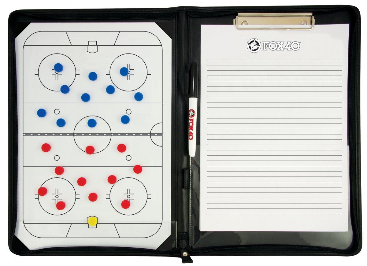 Fox 40 Magnetic Coaching Folder - Ice Hockey