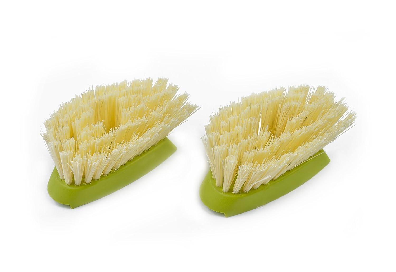 Amazon.com: Full Circle Suds Up Soap Dispensing Dish Brush 2-pack ...