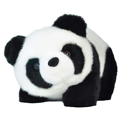 Amazon Com Pandala Cute Standing Panda Bear Stuffed Animal Plush