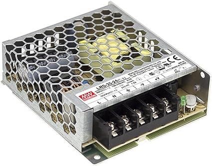 75W ad alta affidabilità in miniatura Alimentatore 15V 5A