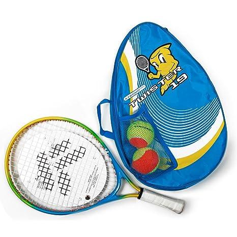 TecnoPro Twister 19 14561078 - Raqueta de tenis infantil ...