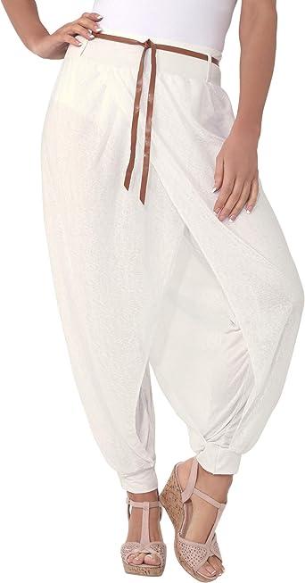 Krisp 4866 Crm L Pantalones Originales Moda Juvenil Crema L Amazon Es Ropa Y Accesorios