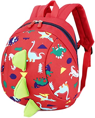 Toddler Backpack Harness with Leash Kindergarten Personalized Bookbags Unisex