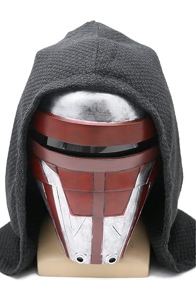 Chief Store Halloween máscara Cosplay Disfraz Resin Casco película ...