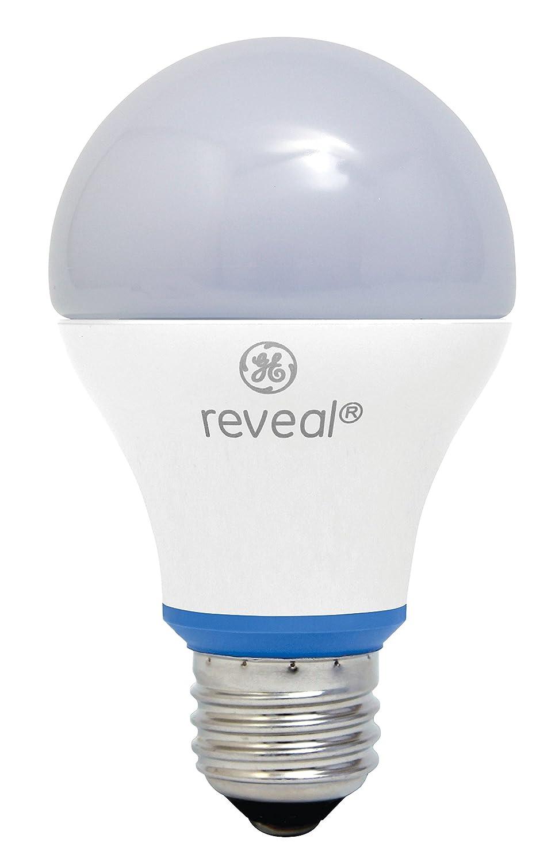 GE Lighting 63178 Reveal LED 7-Watt (40-watt equivalent) 450-Lumen A19 Dimming Light Bulb with Medium Base 1-Pack - - Amazon.com  sc 1 st  Amazon.com & GE Lighting 63178 Reveal LED 7-Watt (40-watt equivalent) 450-Lumen ...