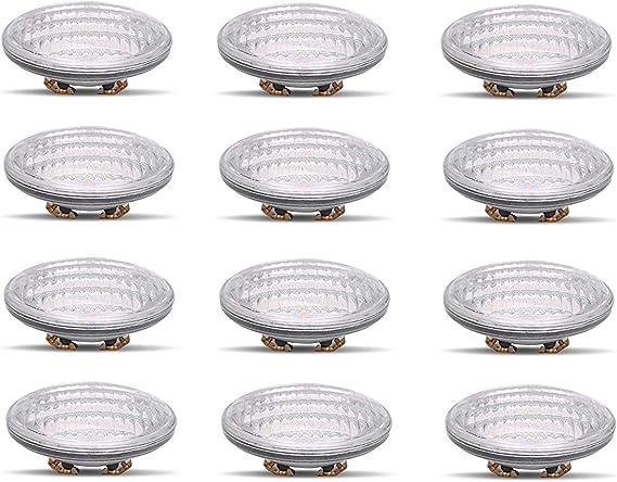 Par36 Led 12watt Light Bulb Outdoor Garden Landscape Lighting Low Voltage 12v Ac Dc Ar111 G53