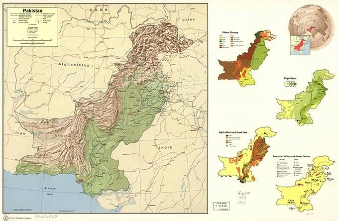 Cartina India Pakistan.Pakistan Map Google Search