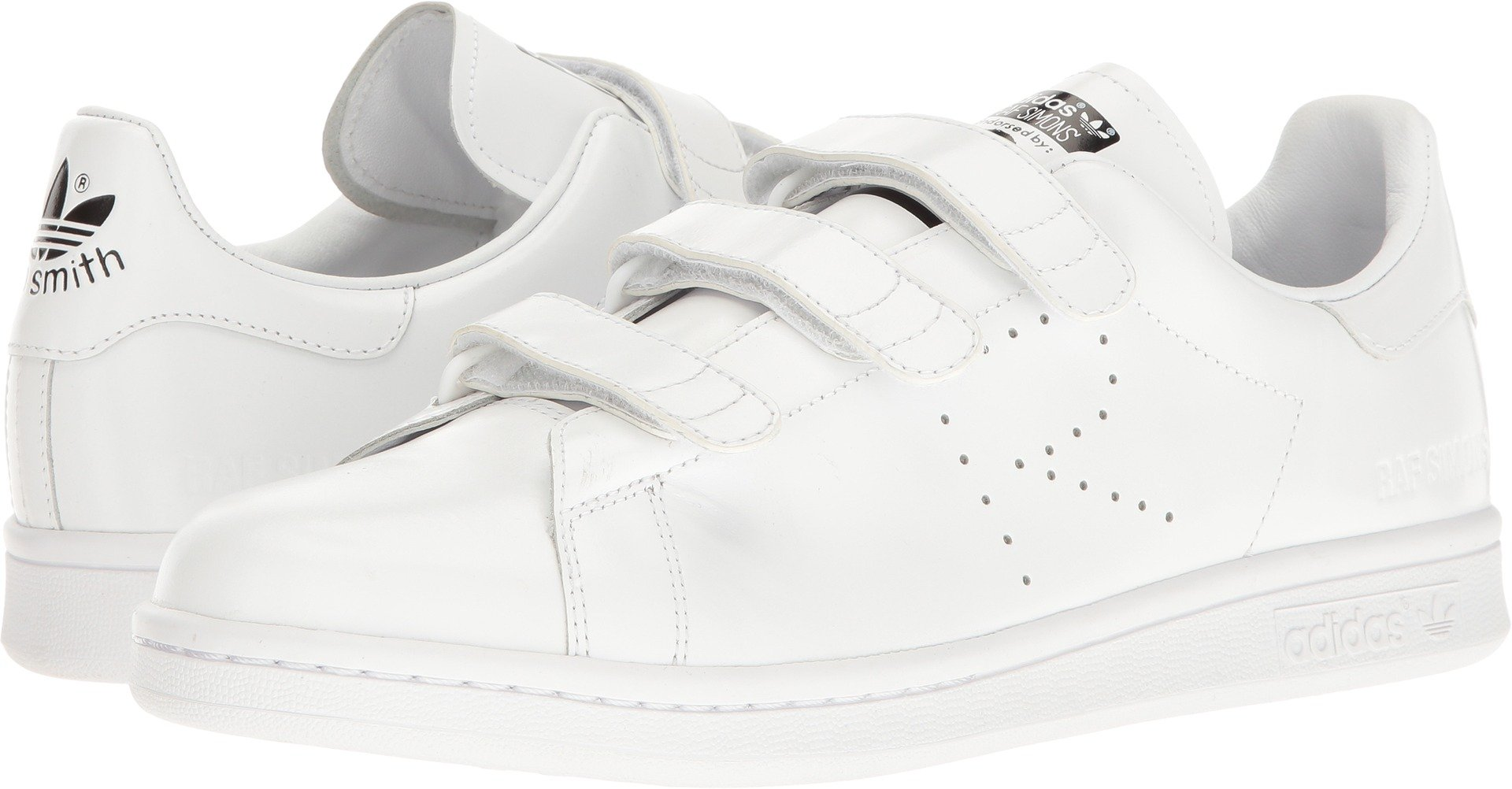 adidas by Raf Simons Unisex Raf Simons Stan Smith Comfort Footwear White/Footwear White/Core Black 5 M UK