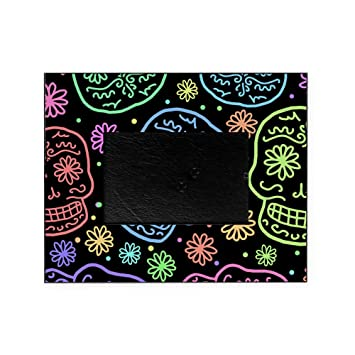 Amazoncom Cafepress Day Of The Dead Pattern Decorative 8x10
