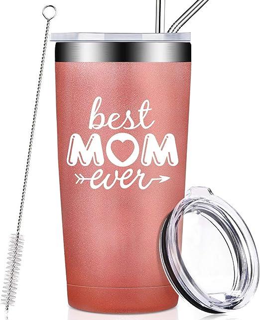 Amazon.com: Regalo de cumpleaños para mamá de hija, hijo ...