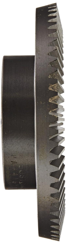 64 Teeth Cast Iron 4:1 Ratio 0.625 Bore 20 Degree Pressure Angle 16 Pitch Straight Bevel Boston Gear PA4416Y-G Bevel Gear