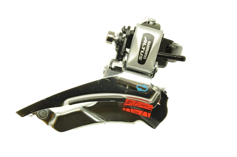 SHIMANO ALTUS FD-M310 Front Derailleur 31.8//34.9mm MTB Bicycle Triple Chainrings