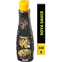 Weikfield SOYA Sauce, 200g (Free 20g Extra Inside)